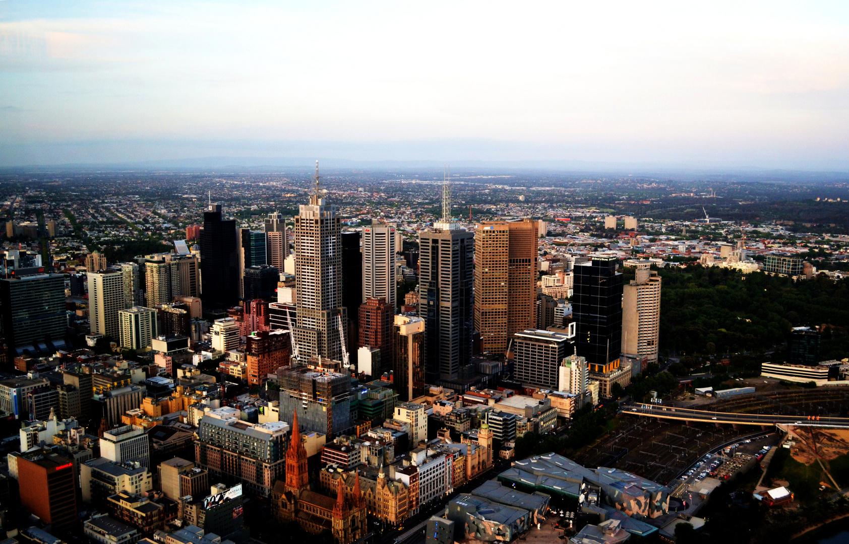 Melbourne Spirit
