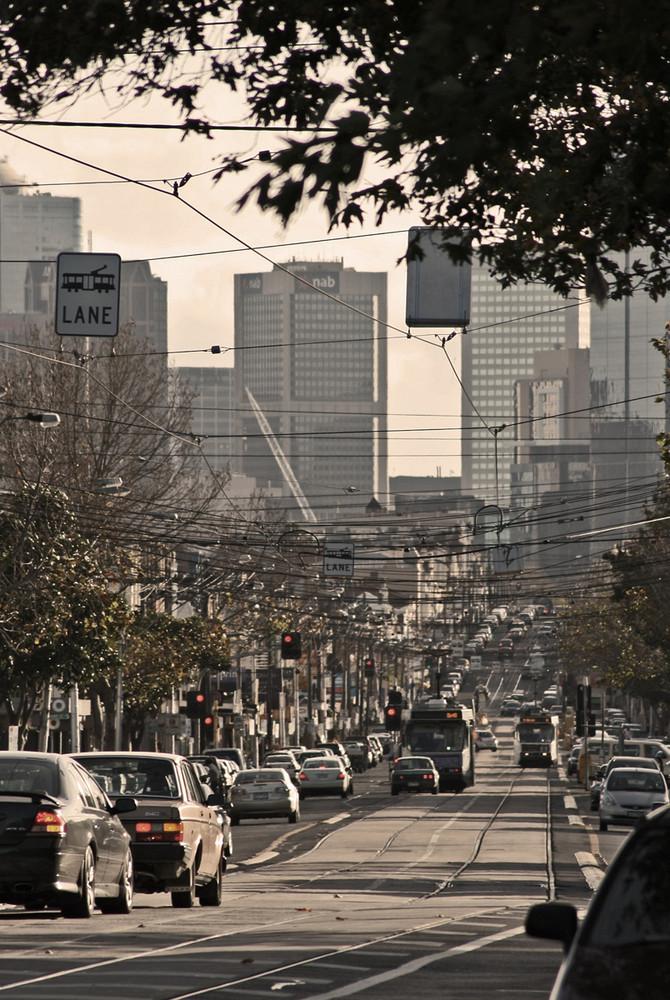 Melbourne Street Life