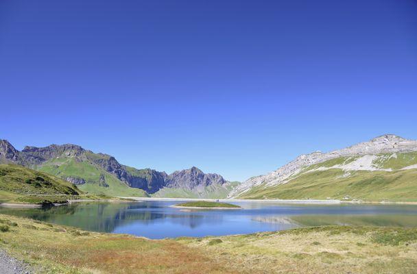 Melchsee-Frutt und seine Seen