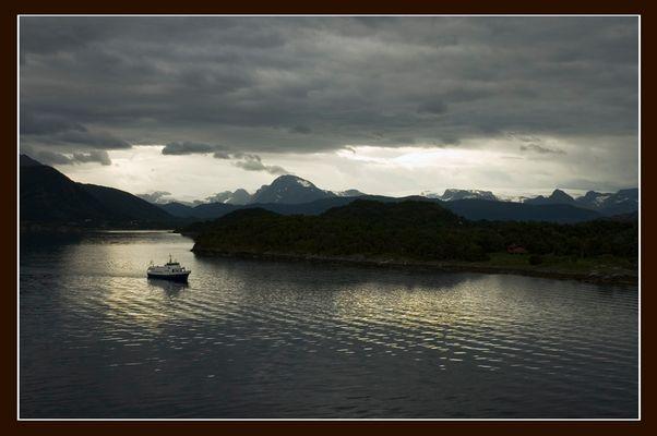 Melfjorden (Polarkreis)