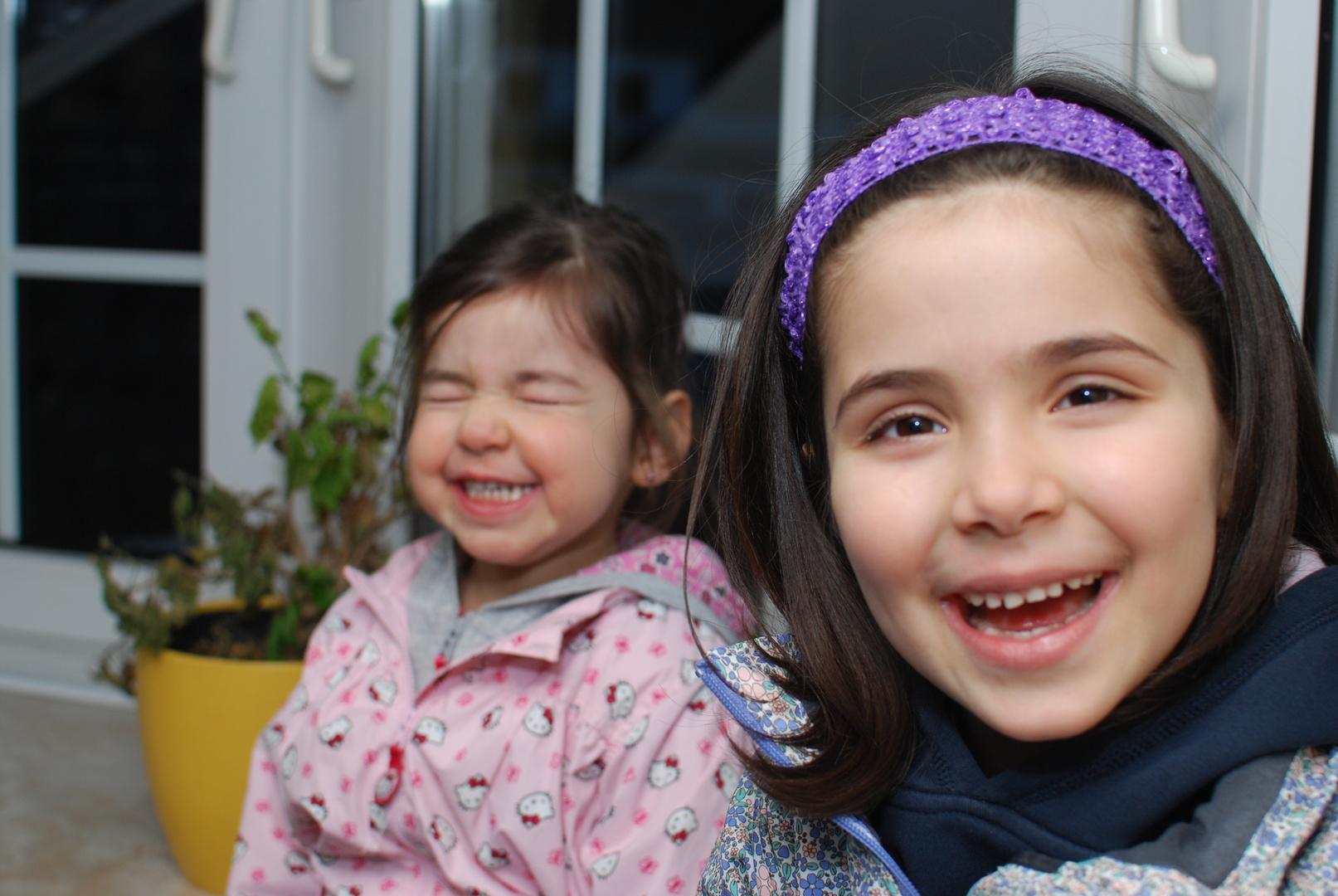Melike und Rana