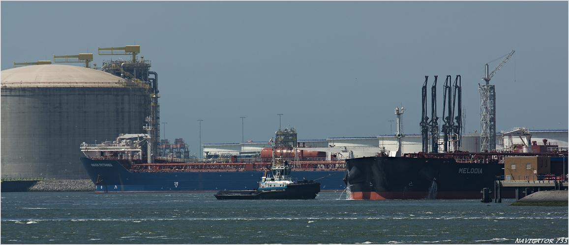 MELODIA / Crude Oil Tanker