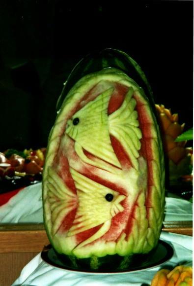 Melonenkunst