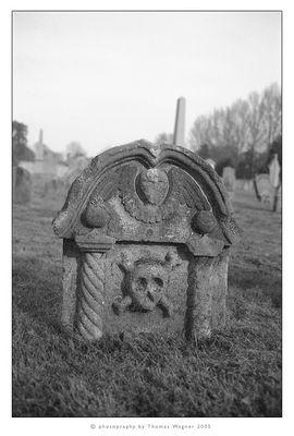 melrose abby - graveyard I