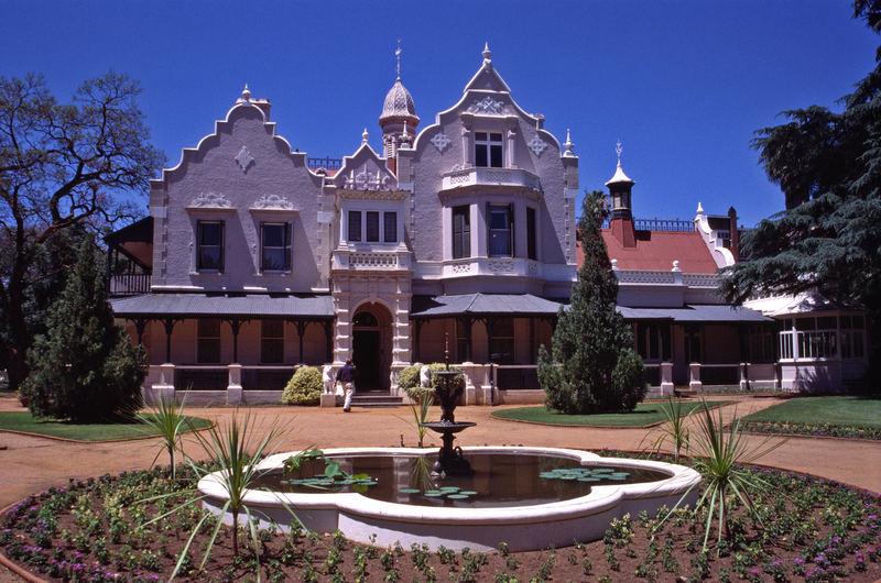 Melrose House von Pretoria, Südafrika
