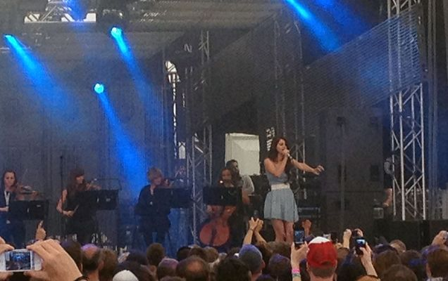 Melt Festival 2012 - Lana Del Rey