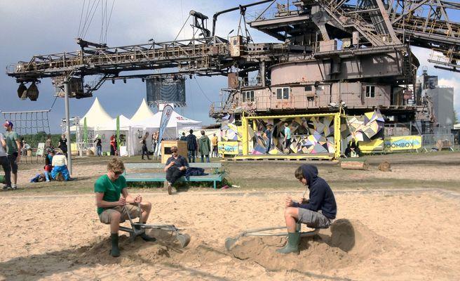 Melt Festival 2012 - Two Boys