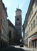 Memmingen, Martinskirche
