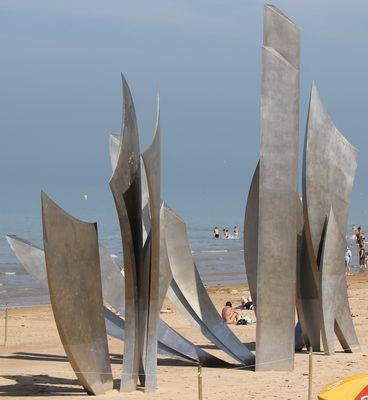Memorial d'Omaha-Beach .