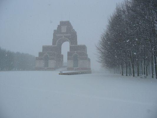 Memorial glacial