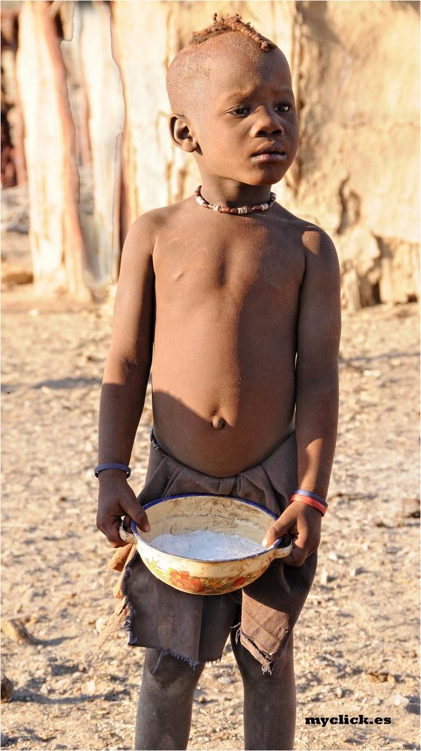 MEMORIAS DE AFRICA-DADME MAS -LOS HIMBAS -OPOWO
