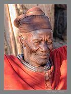 MEMORIAS DE AFRICA -EL ABUELO HIMBA-NAMIBIA