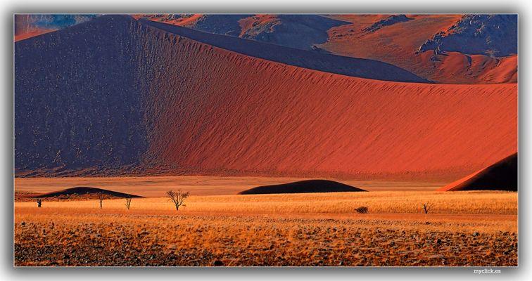 MEMORIAS DE AFRICA-EN LAS DUNAS DE SOSSUSVLEI -NAMIBIA
