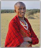 MEMORIAS DE AFRICA -GUERRERO MASAI-EYASY TANZANIA