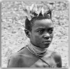 MEMORIAS DE AFRICA-JOVEN HADZABE-TANZANIA