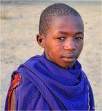 MEMORIAS DE AFRICA-JOVEN PASTOR -MASAI-MANYARA-TANZANIA