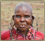 MEMORIAS DE AFRICA-LA ABUELA MASAI-2 -KENIA