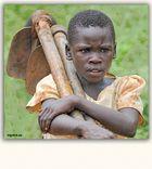 MEMORIAS DE AFRICA-LA CAMPESINA -KALAGALA-UGANDA