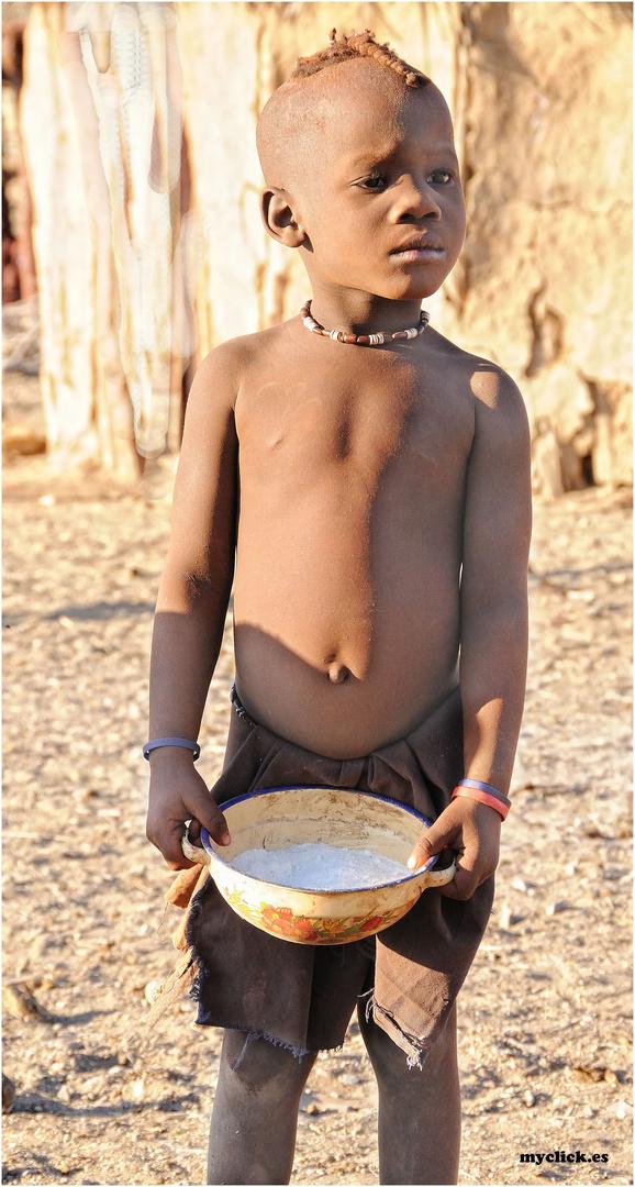 MEMORIAS DE AFRICA-QUIERO MAS -LOS HIMBAS -NAMIBIA