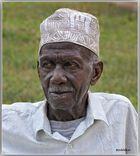 MEMORIAS DE AFRICA-UN HOMBRE -ZANZIBAR