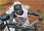 MEMORIAS DE AFRICA UN NIÑO UGANDA