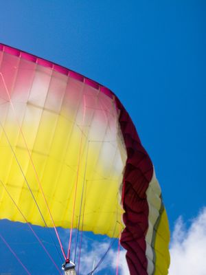 Memory of Paragliding
