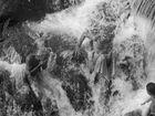 Men at Waterfall