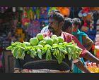 men at work - der Guavenhändler
