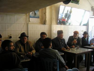 Men in Tea-house (Chai-khaneh), Germi-Ardabil