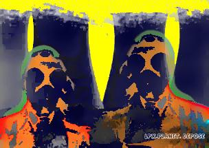 menace nucléaire ............