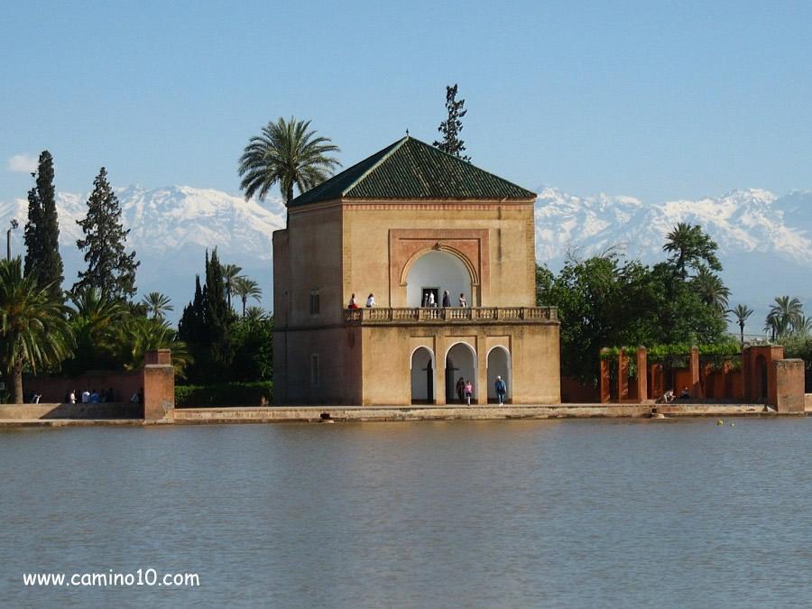 Menara Garten - Marrakech