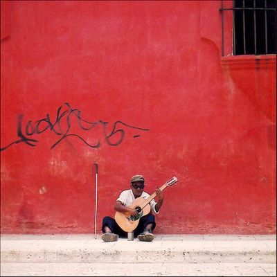 Mendiant aveugle/Oaxaca