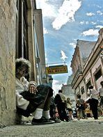 Mendicante a L'Havana