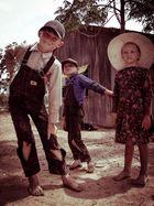 Mennoniten-Kinder I