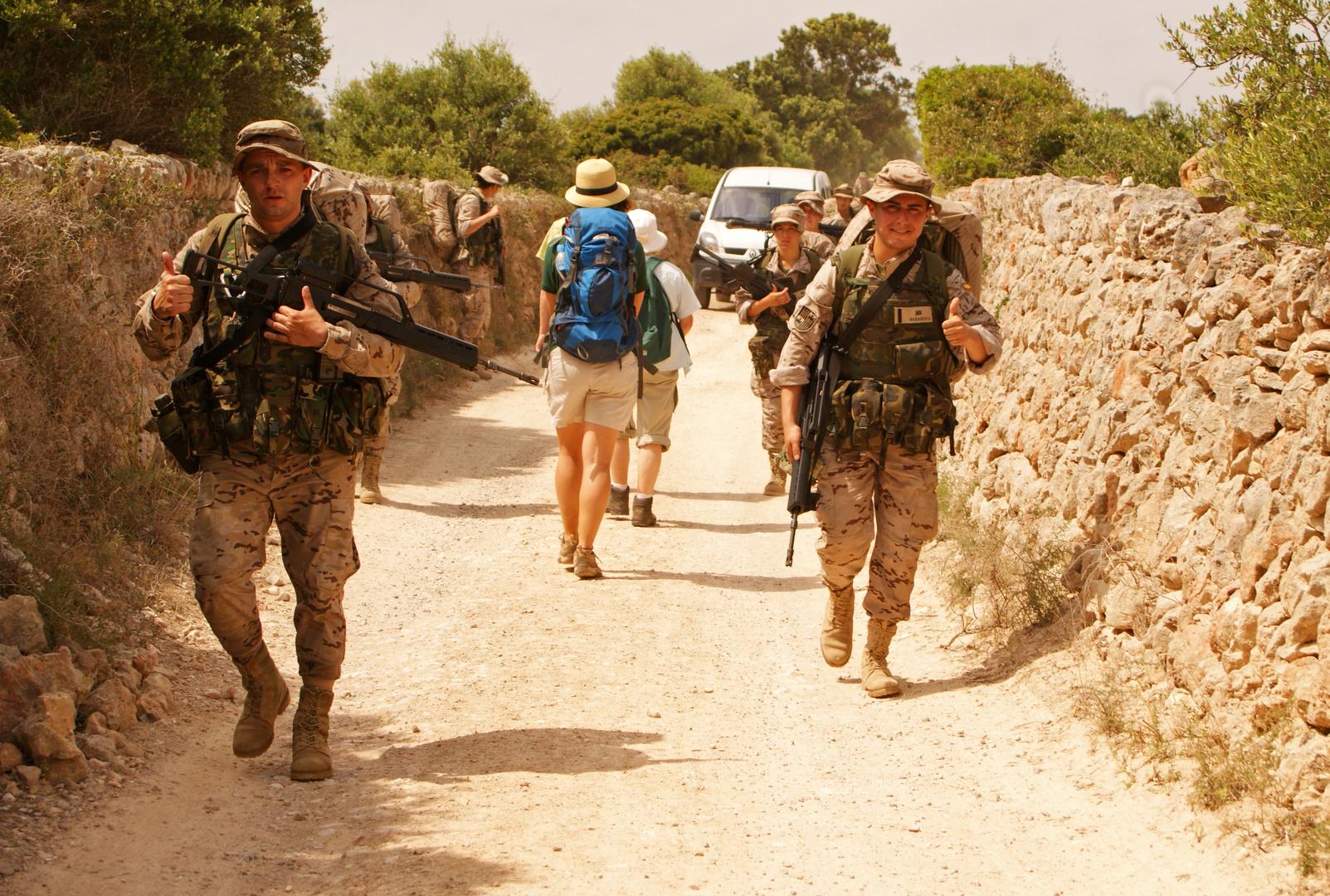 Menorca Bataillon