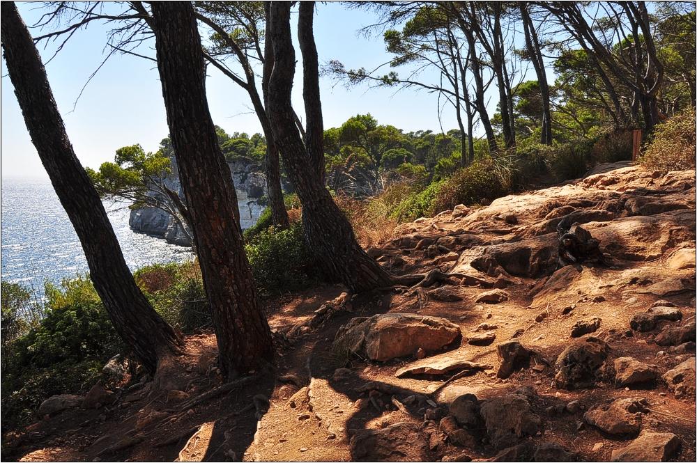 Menorca, Cala Galdana 2