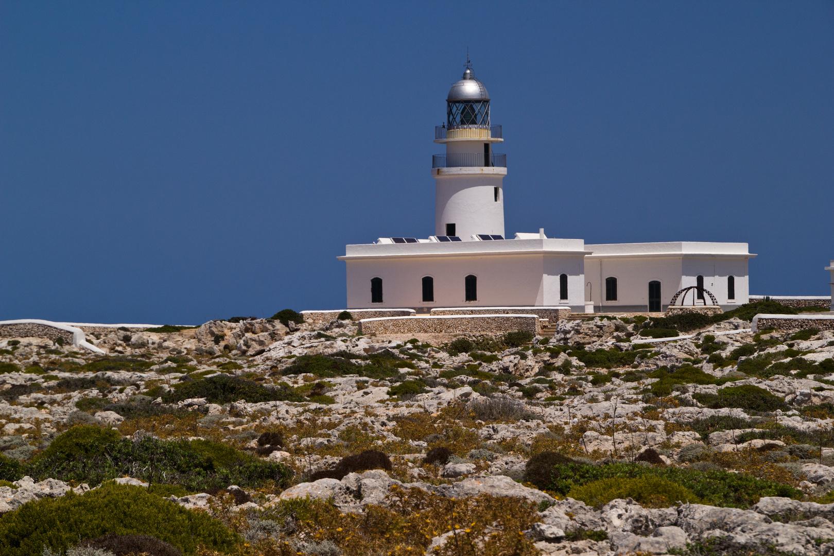 Menorca Impressionen - Leuchturm Cap de Cavalleria (141)