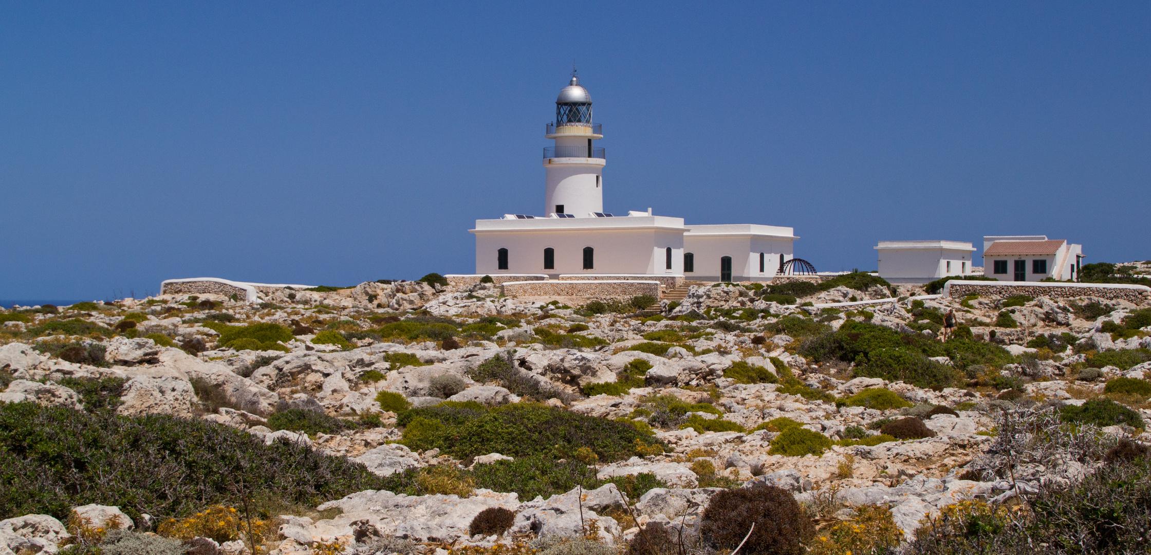 Menorca Impressionen - Leuchturm Cap de Cavalleria (142)