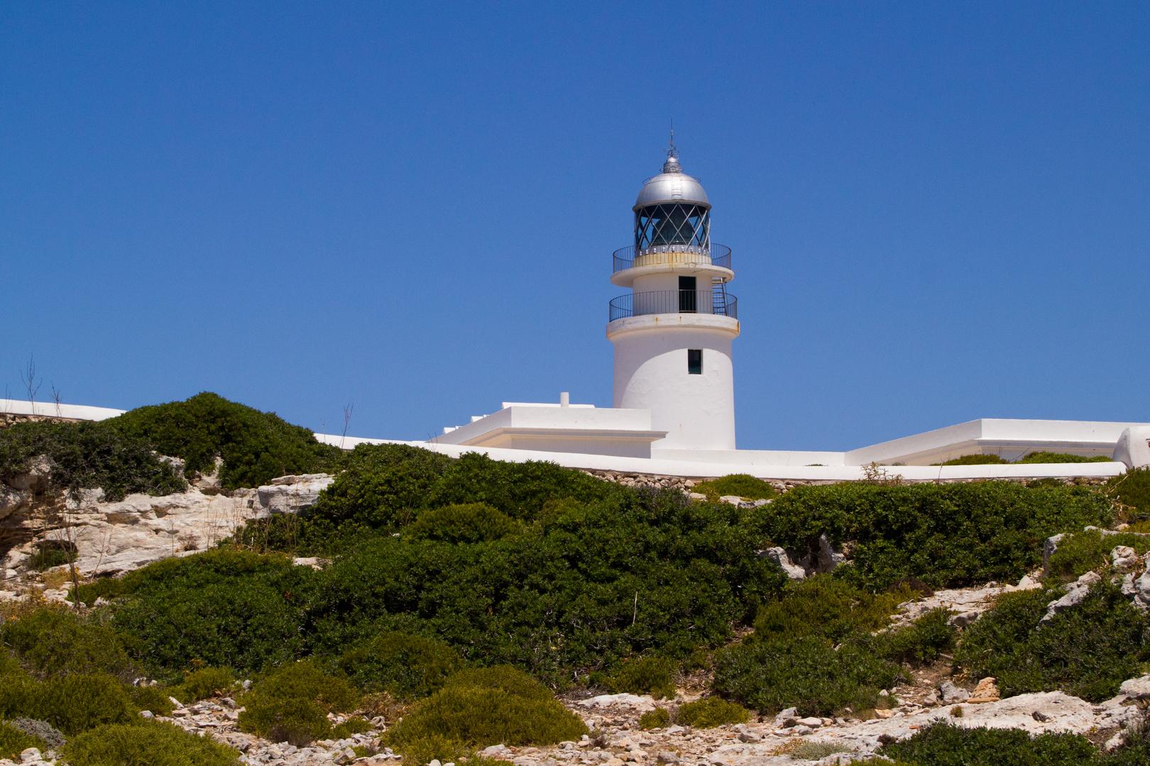 Menorca Impressionen - Leuchturm Cap de Cavalleria (146)