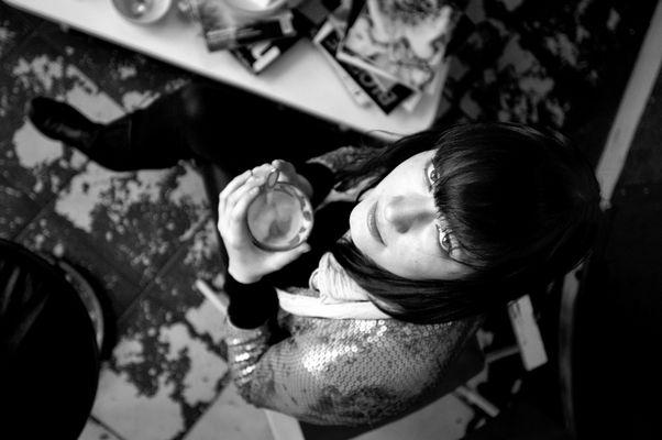 Mensch & Kaffee.