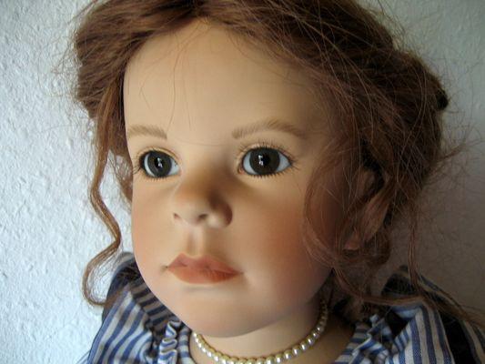 Mensch oder Puppe