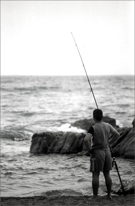 [ Menschen am Strand III ]