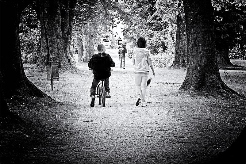 Menschen im Park #2