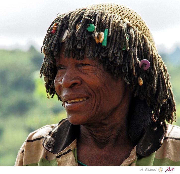 Menschen in Äthiopien 04