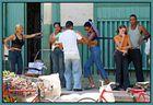 Menschen in Cuba / La vida en la calle,