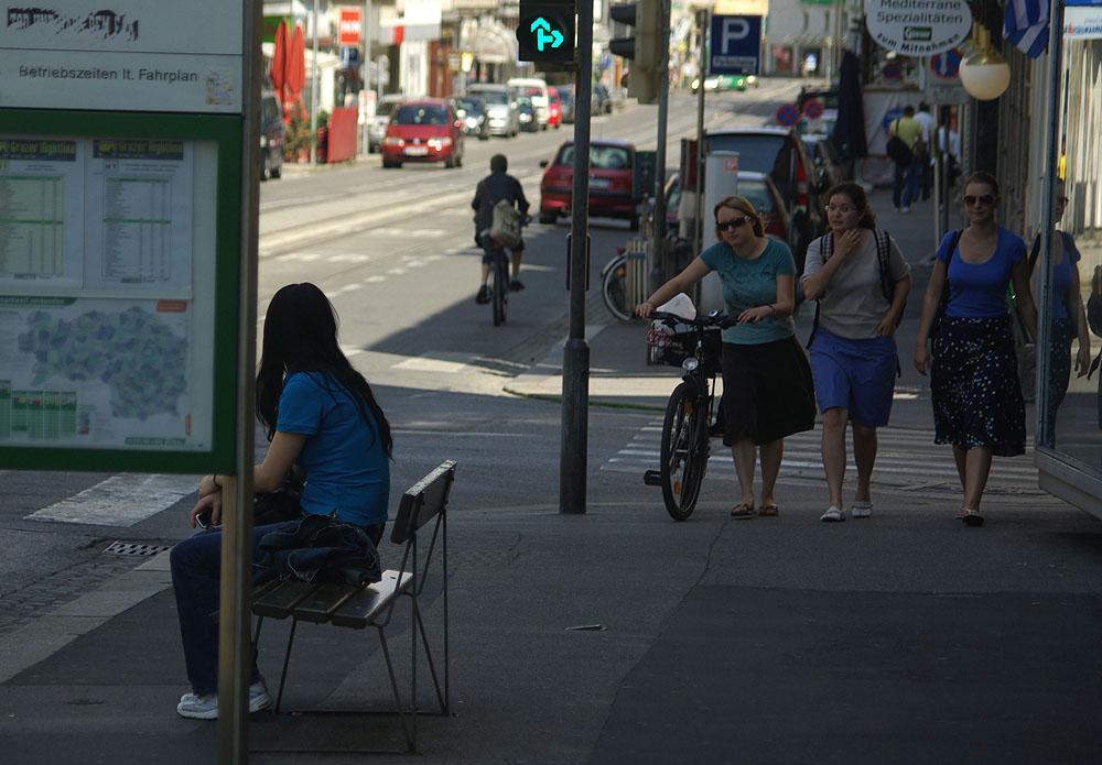 Menschen in Graz 3