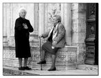 Menschen in Montepulciano I