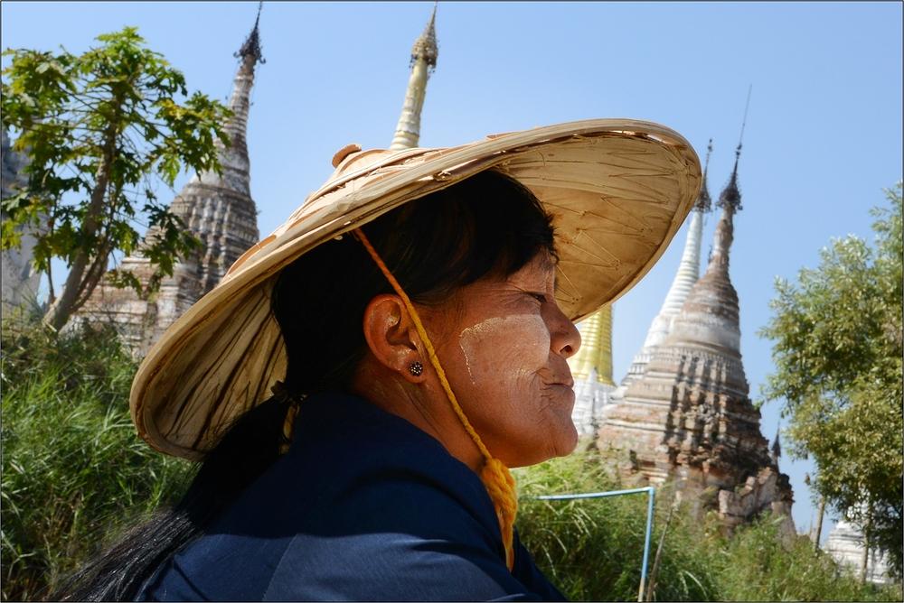Menschen in Myanmar I