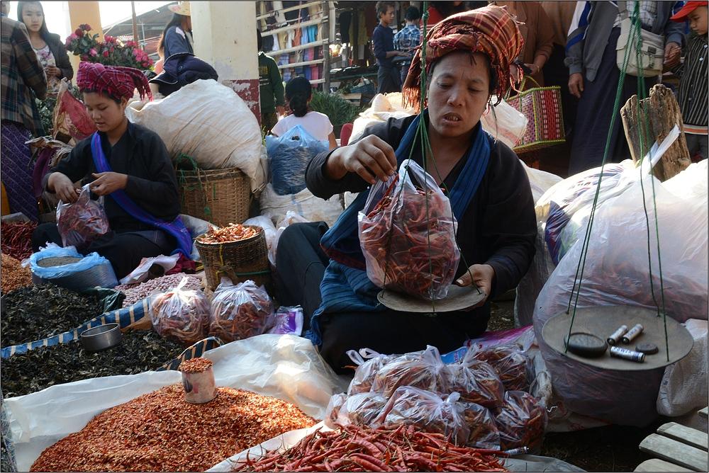 Menschen in Myanmar II