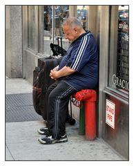 Menschen in New York #18